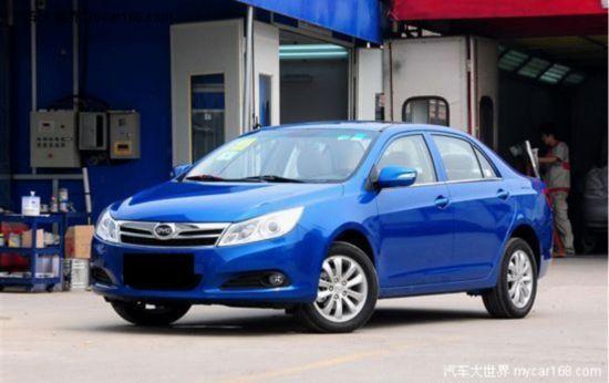 经济实用 8 10万元自主紧凑车型导购 汽车 中国网 高清图片