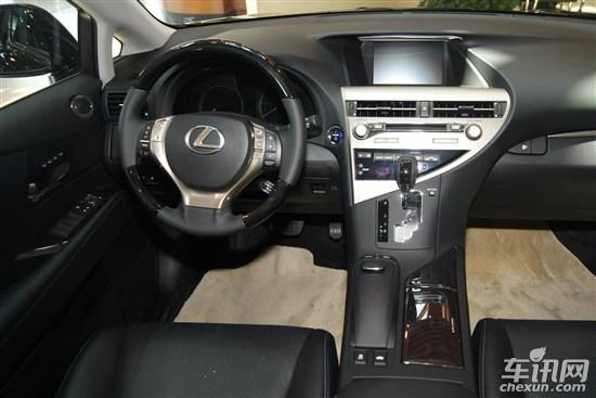 雷克萨斯RX雷克萨斯RX-外媒评选年度最安全SUV 安全气囊都不叫事高清图片