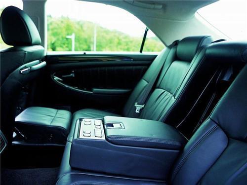 皇冠-SUV之外的选择 5款50万级成熟气派车导购高清图片