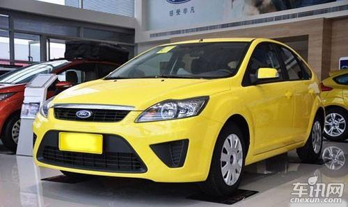 2012款福克斯 2012年5月份十大热销车型连连看 高清图片