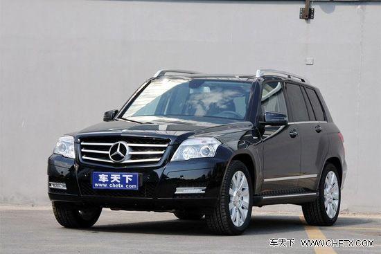 万   北京奔驰   奔驰glk级   高清图片