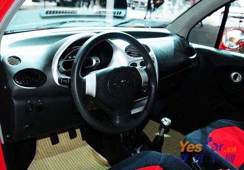 2012款奇瑞QQ-代步专用 5款5万元入门级实用车型导购高清图片