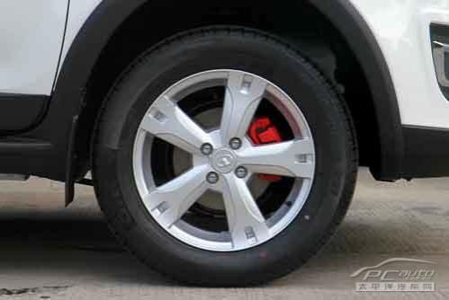 哈弗最经济实惠的一款-迷你城市SUV长城哈弗M4高清图片