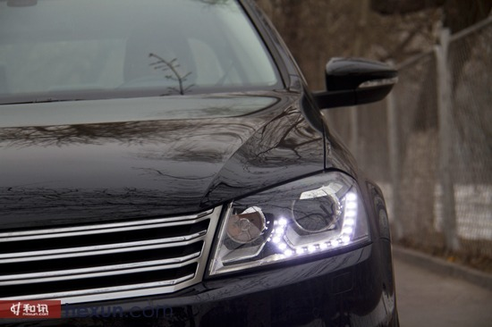 悉的味道 和讯汽车试驾一汽大众新迈腾1.8T高清图片