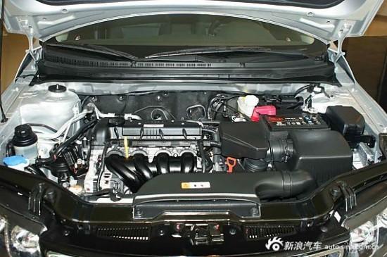 起亚福瑞迪现车销售 最高优惠1.3万元高清图片