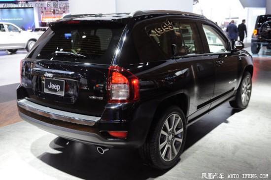 2014款jeep指南者首发 换搭6at变速箱高清图片