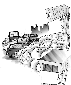 汽车空气治理 新车环境治理