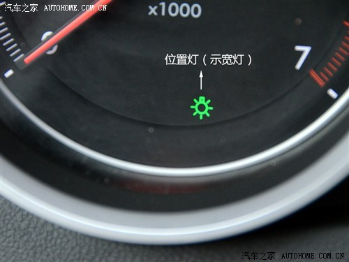 车辆常用指示灯功能解读(3) 标致篇