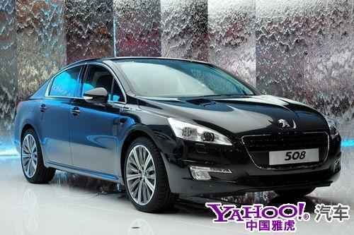 东风标致-东风标致508-北京地区现车促销 购2012款标致508优惠1.6万高清图片