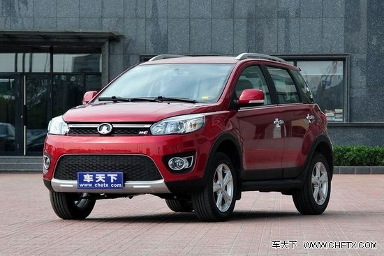 哈弗M4报价:6.39-7.19万长城汽车-哈弗M4-哈弗M4无优惠 全系可享国