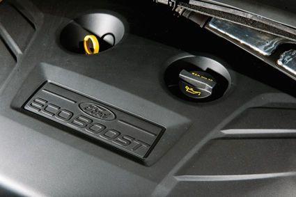 应世而生 试驾福特全新翼虎2.0GTDi高清图片