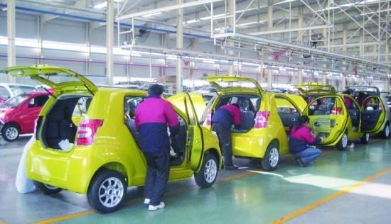 电动车项目,潍坊瑞驰汽车系统有限公司投资6亿元的10万辆电动车项目等