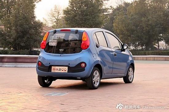 新款奇瑞QQ福州上市 现车充足 图高清图片