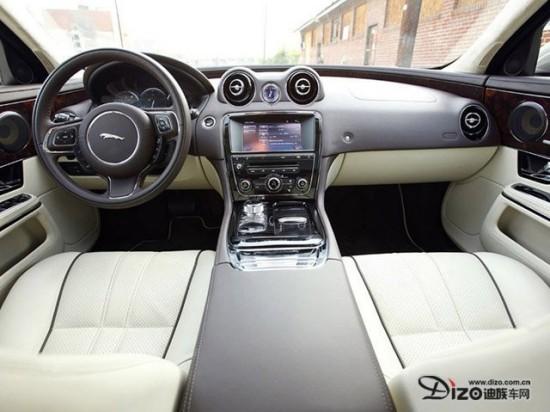2013款捷豹XJ全系可试驾 购车享多重优惠高清图片