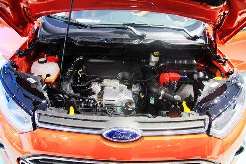 长安福特翼博发动机参数-福特翼博3月19日上市 预售9.48 12.98万高清图片