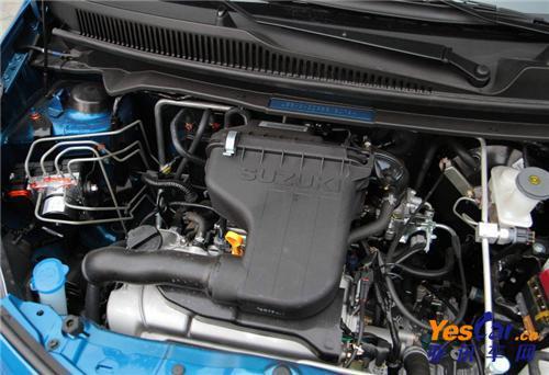 动力方面,新奥拓将搭载的是铃木k10b型发动机,其早已在上市的铃木
