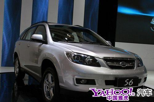 迪-比亚迪s6官方价格:8.99~13.69万车型 | 图库 | 配置 | 报价高清图片