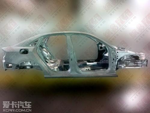 a3三厢版车型将开始进行组装工作.据悉,国产奥迪a3三厢版预高清图片