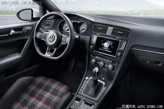 2014款 大众高尔夫GTI-美版大众高尔夫7配置曝光 纽约车展首发高清图片