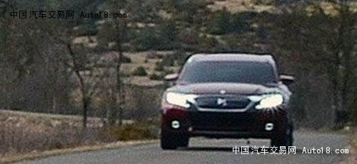 雪铁龙DS高端SUV谍照被曝光 明年将国产高清图片