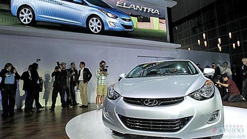 现代 起亚在北美召回伊兰特等223万辆汽车