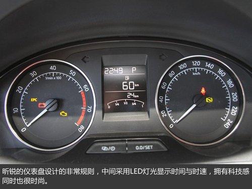 斯柯达汽车故障标志图片大全 昊锐指示灯图解