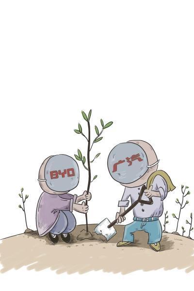 """广汽比亚迪新能源客车有限公司(暂定名,以下简称""""广汽比亚迪高清图片"""