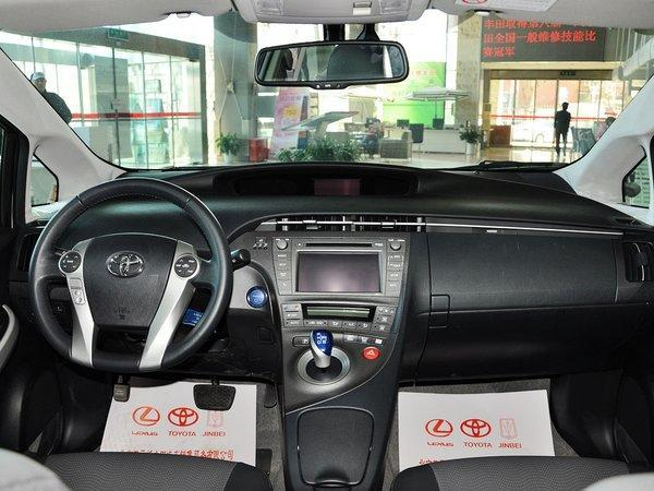 重庆 丰田普锐斯优惠2.0万元 有现车在售高清图片
