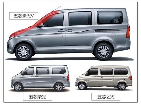 中国网汽车讯 1月9日,上汽通用五菱新微客五菱宏光V将上市,该车颠覆性的采用前置后驱底盘结构,推出1.2L和1.5L两种排量版本的6款车型,售价区间为4.28-5.18万元。    五菱宏光V将发动机中置改为前置,完全颠覆了传统微客的驱动结构。这种前置后驱驱动形式,不仅仅使驾驶员屁股底下隆隆作响的大包彻底消失,将安全性、实用性升至更高级别。    五菱宏光V车身采用了前置后驱的结构,前置的发动机舱设计,使前悬尺寸加大到680mm,比传统微客的车头增长了约100mm,提供了更大