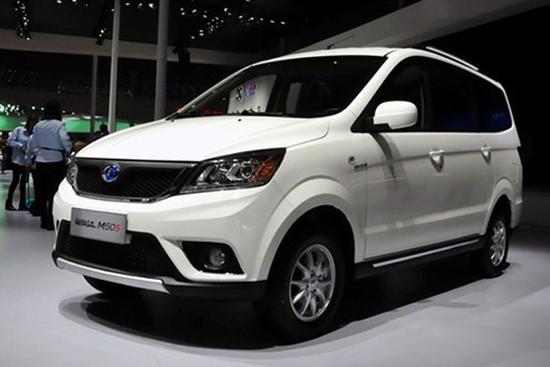 昌河福瑞达M50S起售价4.79万元 搭载K14B发动机高清图片