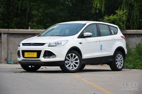月底问世 国产Jeep自由光竞品车型分析高清图片