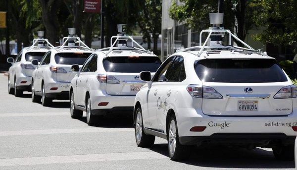 谷歌无人驾驶项目或独立 避免重蹈特斯拉覆辙高清图片