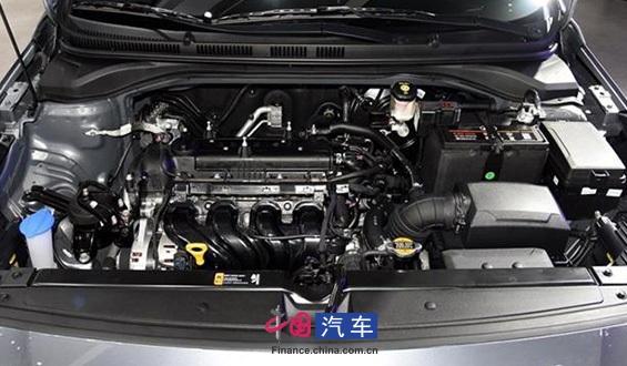 北京现代悦纳6款车型正式上市 售价7.28万元 10.58万元高清图片