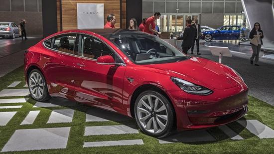 特斯拉工厂上月进行检修 Model 3再次暂停生产