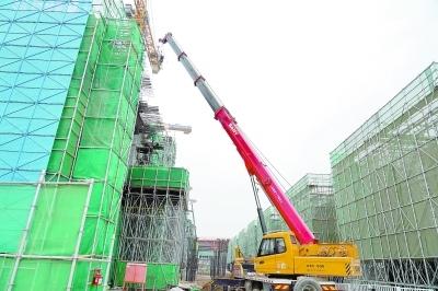 京雄城铁雄安站即将全面进入装修
