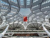 大兴机场今天一岁啦!单日旅客吞吐量已突破9.2万人次