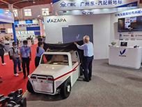 AZAPA首次来华 于北京车展首发超小燃料电池概念车