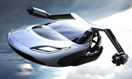 波音计划最早2020年测试自动飞行汽车